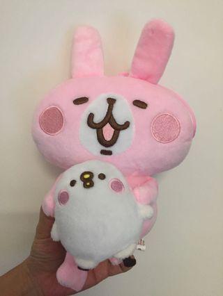 卡納赫拉 兔兔 P助