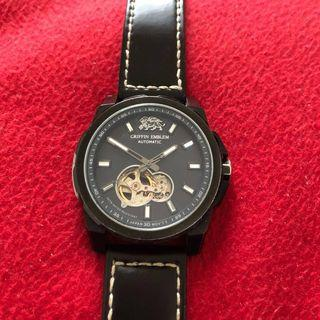 Rare numbered edition automatic watch GE ( needs repair )
