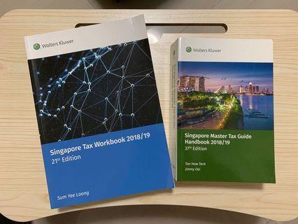 🚚 Singapore Tax Workbook