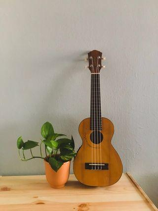 L. Luthier Ukulele WITH BAG INCLUDED