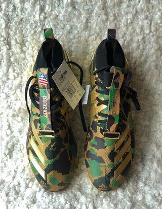 BAPE x Adidas Coccer Boot