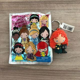 FSOT! Disney Figural Keyring Brave Merida Queen Elinor Bear