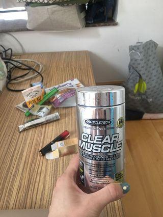 Sports lean muscles build supplements