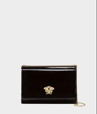 Versace Plazzo Evening Clutch Bag
