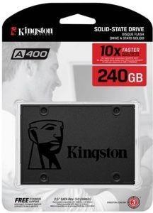 Kingston A400 240GB SSD SATA3 2.5 (SA400S37/240G)