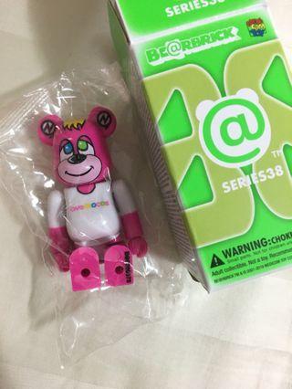 🚚 Series 38 Bearbrick, animal