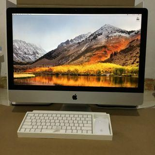"iMac 27"" Slim Retina 5k 2017 iBox Fullset Like New"