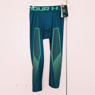 Under Armour Men Compression Tights 3/4 S Size #AmplifyJuly35