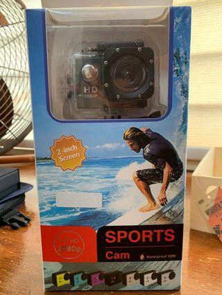1080p Sports cam