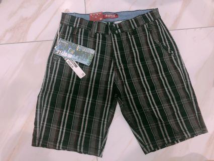 Hi style short pant
