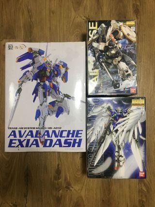 🚚 [RUSH] Master Grade (MG) Gundam For Sale