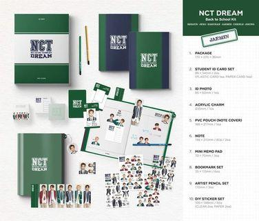 [PREORDER] NCT DREAM 'BACK TO SCHOOL KIT'
