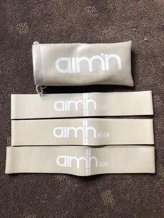 AIMN RESISTANCE BANDS