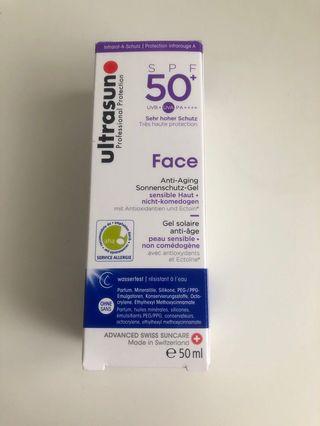 Ultrasun face spf 50 50ml