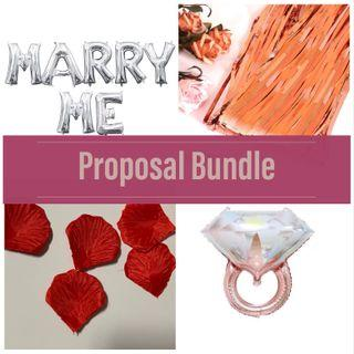 Proposal Bundle | All in one kit