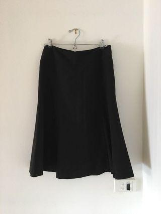Business skirt (A-line style)