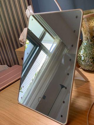 franc franc LED mirror 化妝鏡 95% New