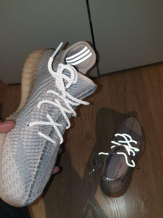 Adidas Yeezy 350 V2- Synth (BNDS, US 10.5)