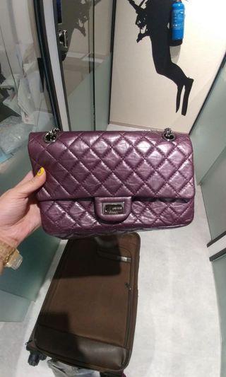 清屋價 Chanel purple 2.55
