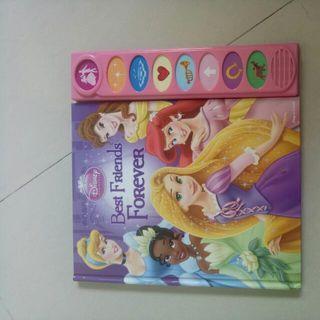 Disney Princesses  best Friends Forever
