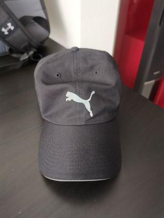 Puma Black Running Cap - 2nd Original