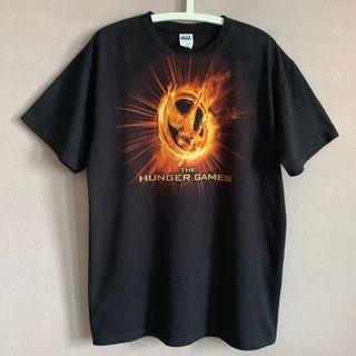 Vintage The Hunger Games Lion Gate Films tee vtg shirt