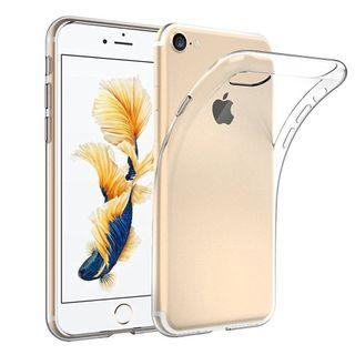 🚚 Clear iPhone silicon case