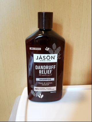 Jason Natural Dandruff Relief Treatment Shampoo 去頭皮止頭痕洗髮水