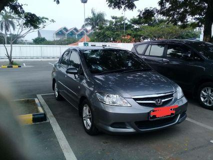 Honda City 2006 manual vtec