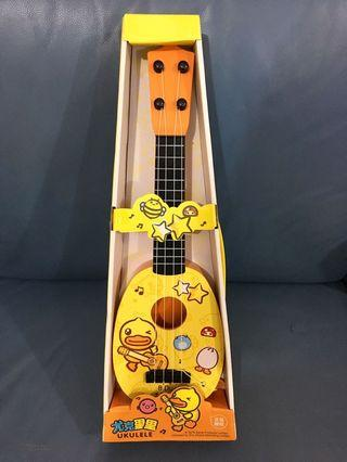 B.Duck鴨仔ukulele烏克麗麗