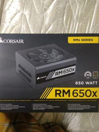 Power Supply corsair 650