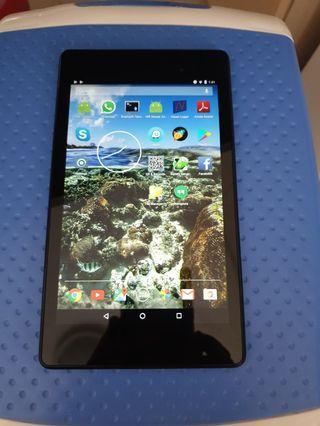Asus Nexus 7 2013 16GB 5M pixel camera 2GB Ram