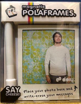 🚚 BN Magnetic Polaroid frames