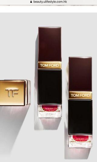 Tom Ford Lip Lacquer Luxe 唇彩 唇膏