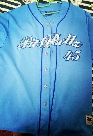 Pittbullz Baseball Jersey