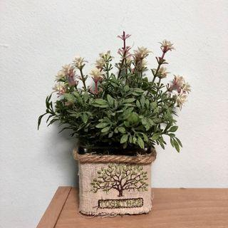 [RENT/BUY] Small Faux Korean Potted Plant