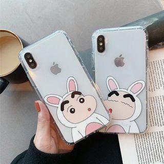 [ FREE NM ] Shin Chan iPhone case