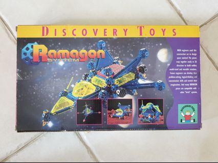 🚚 Ramagon System - Set 4920