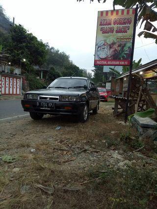Mobil  Mazda Vantrend 93 Plat B Mesin Sehat Taat Pajak