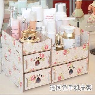 化妝品收納盒 收納箱 家具必備