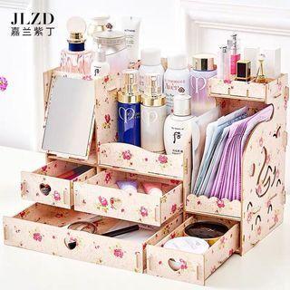 Cosmetic storage box 化妝品收納盒