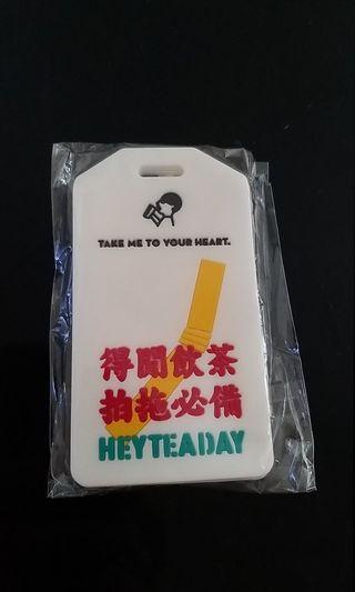 hey tea 行李簰