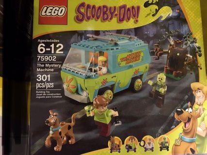 🚚 BN scooby doo mystery machine lego 75902