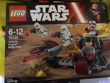 🚚 BN Lego Star Wars 75134