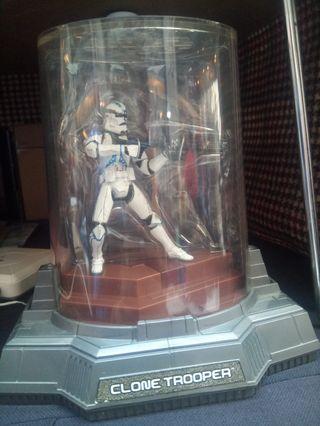 Metal die cast-clone trooper