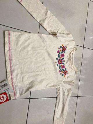 T shirt mothercare age 2 new