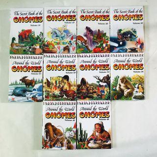🚚 Gnomes books