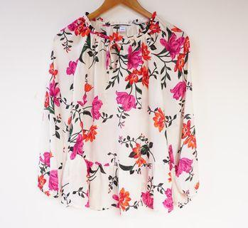 Floral Top by Old Navy