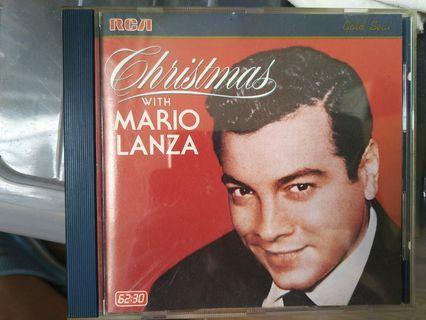 Chrismas with Mario Lanza