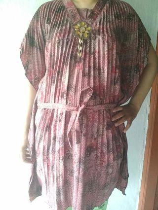Baju batik kalong